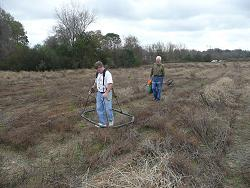 Wayne Dodd & Barry Gheesling in the field