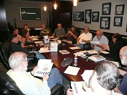 April 26, 2008 MAG members meeting