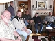 John Krebs, David Hardy, Sean Murray, John Iacullo, Jerry Armstrong and Carl Ziglin at the January 12, 2008, meeting at Anita's house